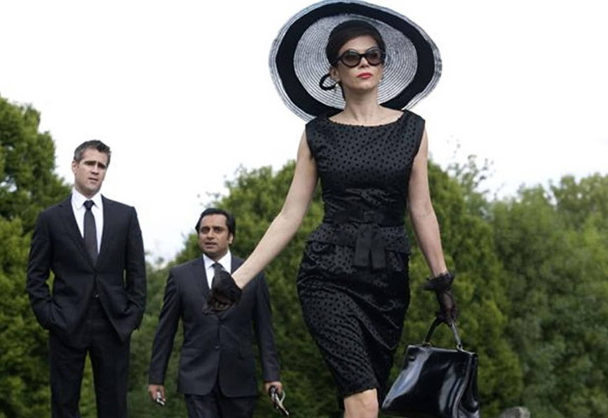 What to Wear to a Funeral - Lady Beatrix