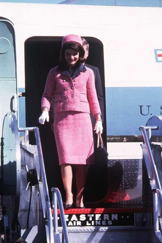 modern skirt suit